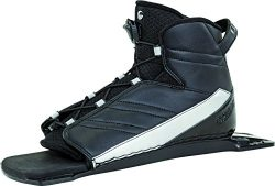 CWB Connelly Black Nova Binding Nova Waterski for Age (5-11), Small/Medium