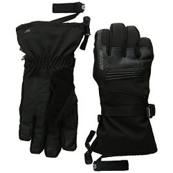 Gordini Men's GTX Storm Trooper II Gloves, Black, Large