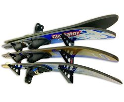 Water Ski Wall Storage Rack | Waterski Gear Organization System