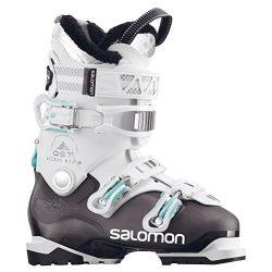Salomon QST Access R70 W Womens Ski Boots – 27.5/Anthracite Translucent-White