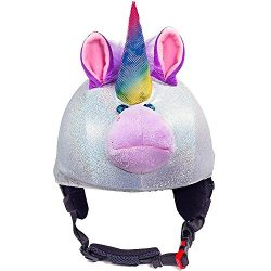 CrazeeHeads Sparky the Unicorn Helmet Cover
