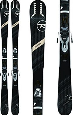 Rossignol Experience 76 Ci Skis w/Xpress 10 Bindings Womens Sz 146cm