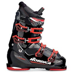 Nordica Cruise 110 Ski Boot 2016 – Black/Red 295