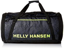 Helly Hansen Duffel 2 Water Resistant Packable Bag with Optional Backpack Straps, 90 Liter, 993  ...