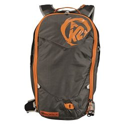 K2 Backside Float Pack, 8 L, Grey