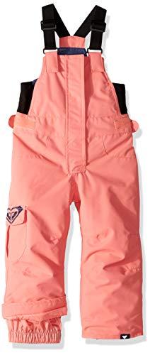 Roxy Toddler Girls' Lola Snow Pant, Shell Pink, 2