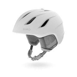 Giro Era Womens Snow Helmet Matte White MD 55.5–59cm