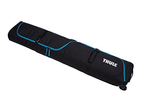 Thule RoundTrip Ski Roller Bag, Black, 192cm
