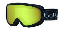 Bolle Freeze Lemon, Matte Black, Medium