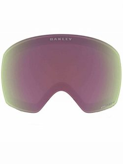 Oakley Men's Flight Deck XM Snow Goggle Replacement Lens, Large, Prizm Hi Pink