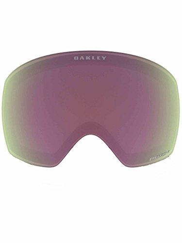 Oakley Men's Flight Deck XM Snow Goggle Replacement Lens, Large, Prizm Hi Pink