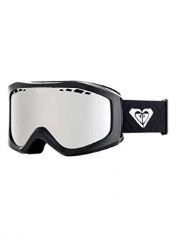 Roxy Womens Sunset Mirror – Ski/Snowboard Goggles – Women – One Size – B ...