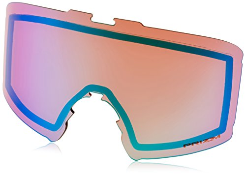 Oakley Men's Line Miner Snow Goggle Replacement Lens, Prizm Jade Iridium, Prizm Jade Iridi ...