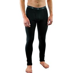 Woolx Backcountry – Men's Merino Wool Baselayer Bottoms – Merino Wool Leggings ...