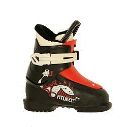 Used 2013 Kids Atomic AJ Ski Boots Toddler Sizes – 15.0