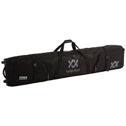 Volkl Double 185cm Wheeled Ski Bag