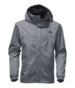 The North Face Men's Resolve 2 Jacket – Mid Grey & Mid Grey – XXL