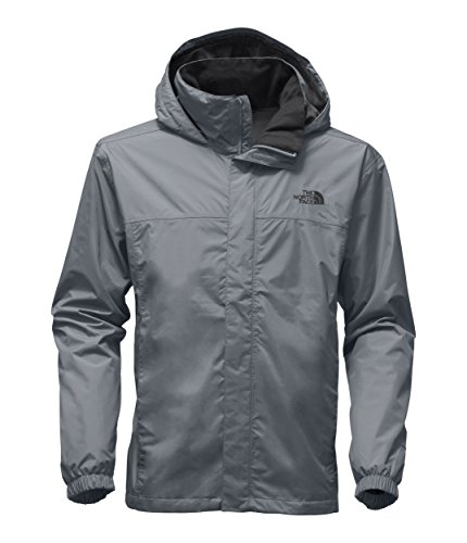 The North Face Men's Resolve 2 Jacket – Mid Grey & Mid Grey – XXL