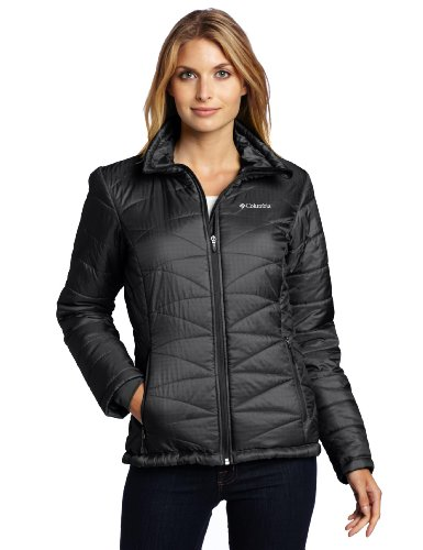 Columbia Women's Mighty Lite III Jacket, Large, Black