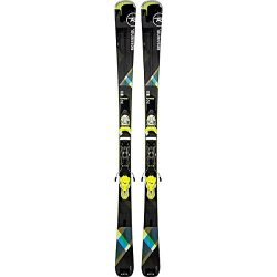 Rossignol Famous 2 Skis w/ XPress W 10 Bindings Womens Sz 156cm