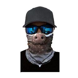 Shybuy Multifunctional Headwear Cycling Motorcycle Head Scarf Sun Face Mask Ski Balaclava Headba ...