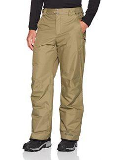 Columbia Men's Bugaboo II Pants, Large/Short, Sage