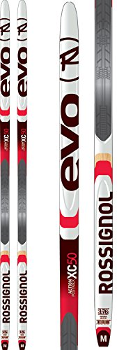Rossignol Evo Action 50 NIS Positrack XC Skis Mens Sz 186cm
