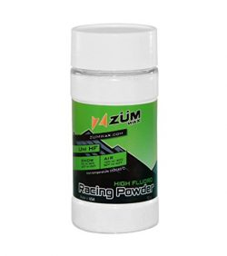 ZUMWax HIGH FLUORO NANO Racing Powder Wax Ski/Snowboard – BEST FLUORO in the PUREST form & ...