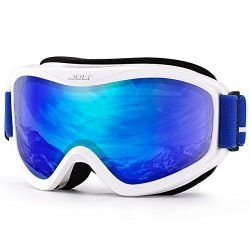 JULI OTG Ski Goggles-Over Glasses Ski/Snowboard Goggles for Men, Women & Youth – 100%  ...