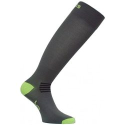 Eurosocks  Ski Superlite Sock, Anthracite, Medium