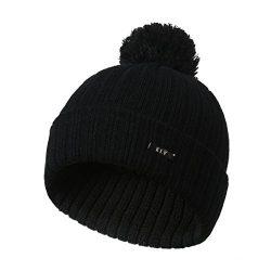 Clearance!!Unisex Winter Hat,Men Women Baggy Warm Crochet Winter Wool Knit Ski Beanie Skull Slou ...