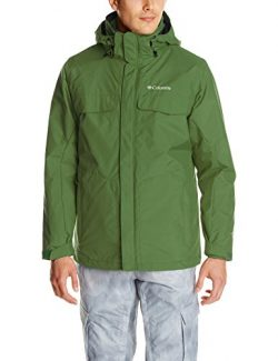 Columbia Men's Bugaboo Interchange Jacket, Dark Backcountry, XX-Large