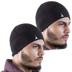 French Fitness Revolution Helmet Liner Skull Cap Beanie. Ultimate Thermal Retention and Performa ...