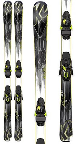 K2 Amp 80 XTI Skis w/Marker MXC 12 TC Bindings Mens Sz 163