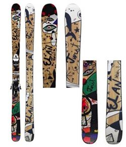 Elan Twist Women's Freestyle Skis – FLAT- No Bindings (171)