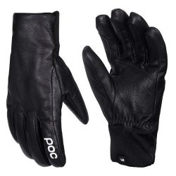 POC Helmets and Armor Women's WO Glove Extra, Uranium Black, Small