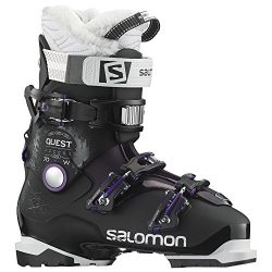 Salomon Quest Access 70 Ski Boots Women's Black/Purple 24.5