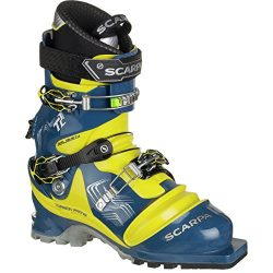 Scarpa T2 Eco Boot – Men's True Blue / Acid Green 27.5