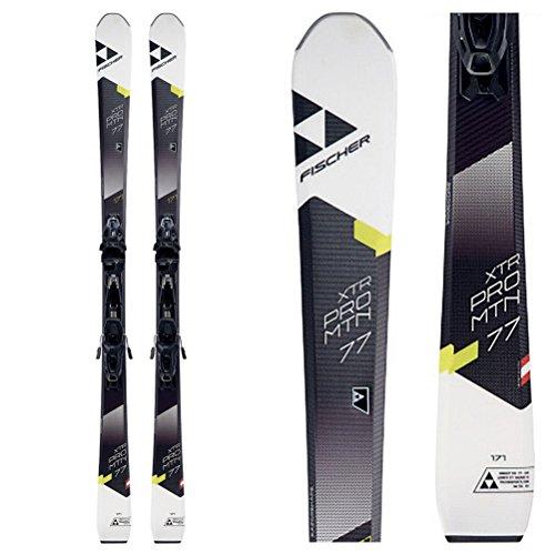 Fischer XTR Pro MTN 77 RT Womens Skis with Bindings 2018-157cm